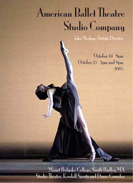 American Ballet Theatre Poster
