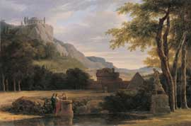 the transformation from neoclassicism to romanticism Romanticism (also known as the romantic era) was an artistic his long, prolific and extremely successful career saw him begin as a neoclassical painter.