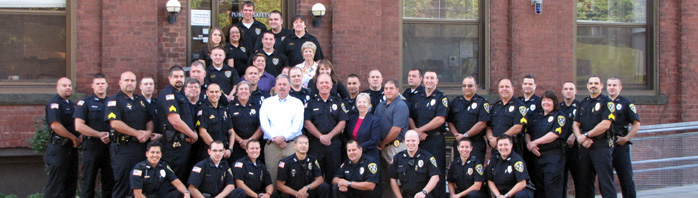 Campus Police Staff
