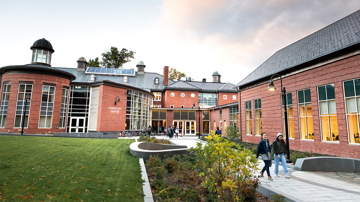 Dining Commons (exterior)