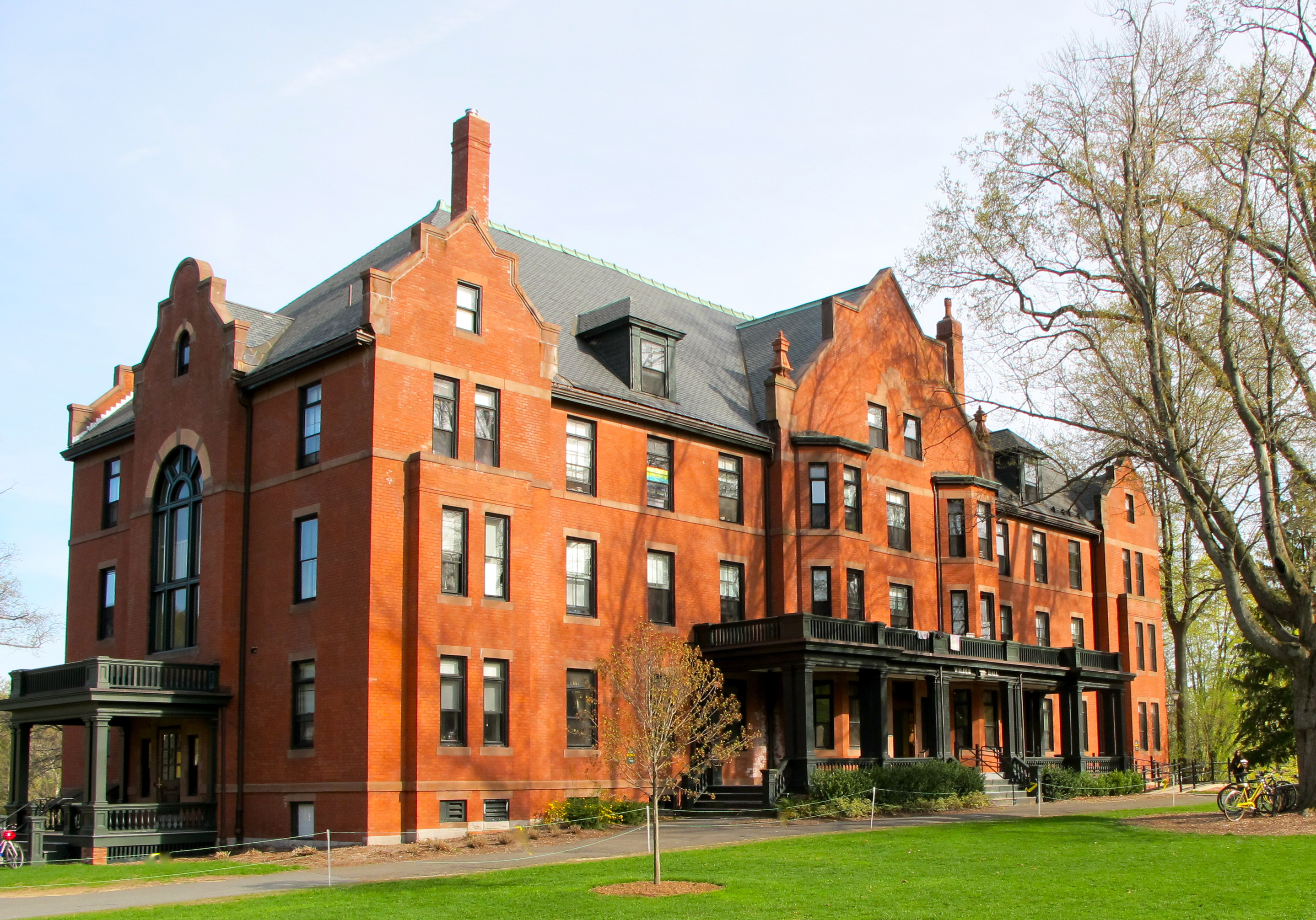 Wellesley College Tuition >> Wilder Hall | Mount Holyoke College