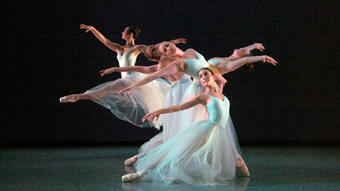 Classical Ballet at the MHC Dance Department