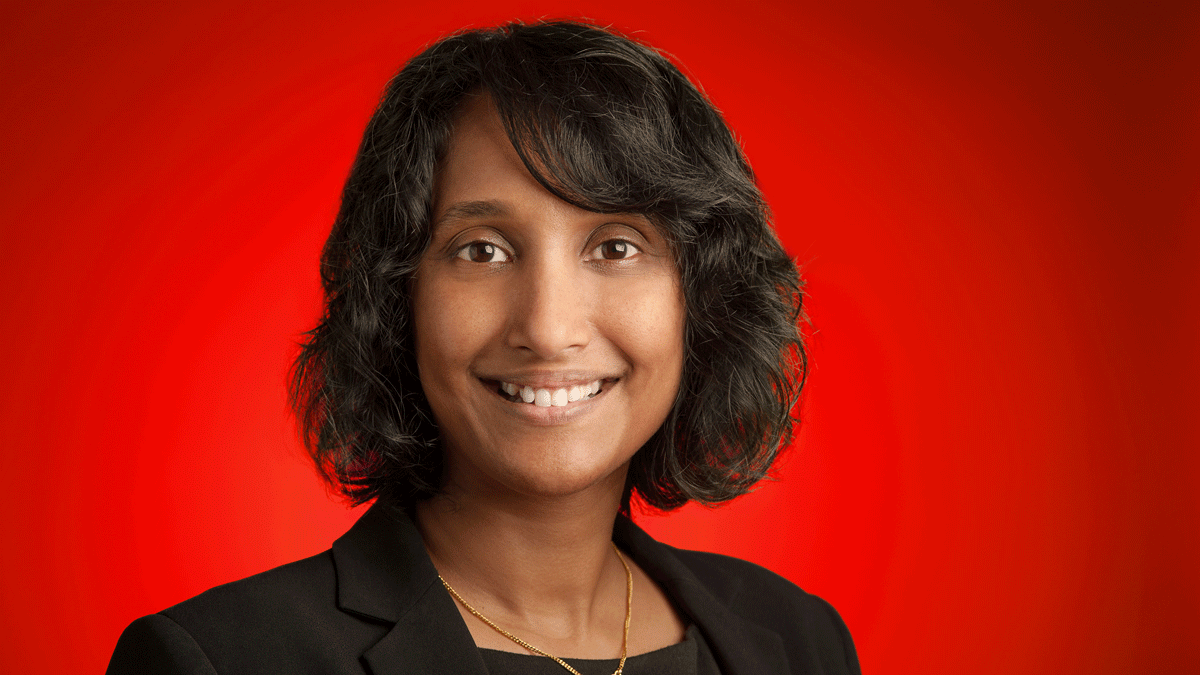 Photo of Sowmya Subramanian '96