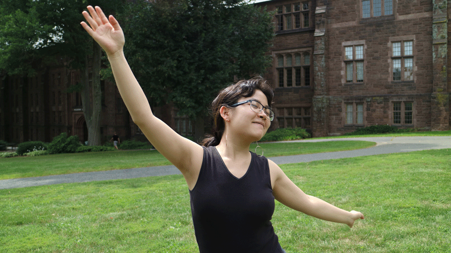 Photo of Millie Koong '18