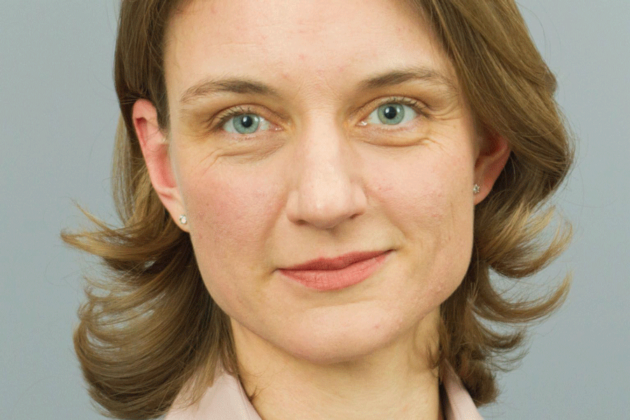 Photo of Daniela Schwarzer, executive director of the German Council on Foreign Relations