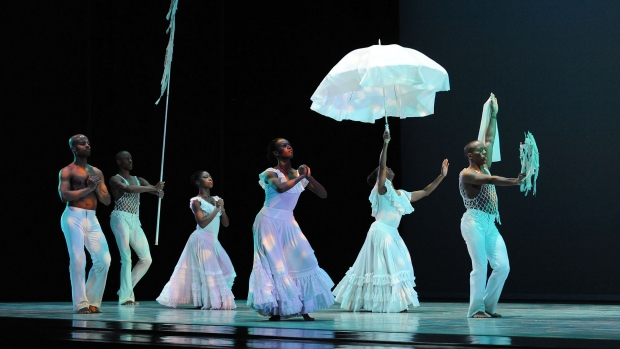 """""""Alvin Ailey - Revelations"""" by Knight Foundation - http://www.flickr.com/photos/knightfoundation/5985641517/in/photostream/. Licensed under CC BY-SA 2.0 via Commons - https://commons.wikimedia.org/wiki/File:Alvin_Ailey_-_Revelations.jpg#/media/File:Alvin_"""