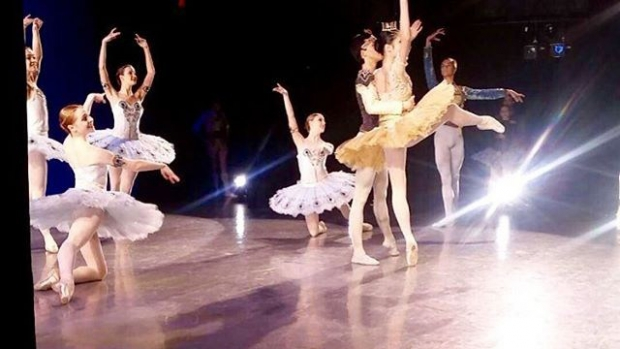 Image of the American Ballet Theatre Studio Company