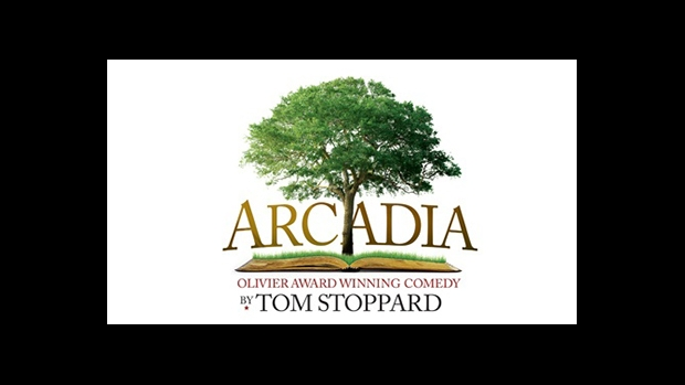 Playbill for Arcadia by Tom Stoppard