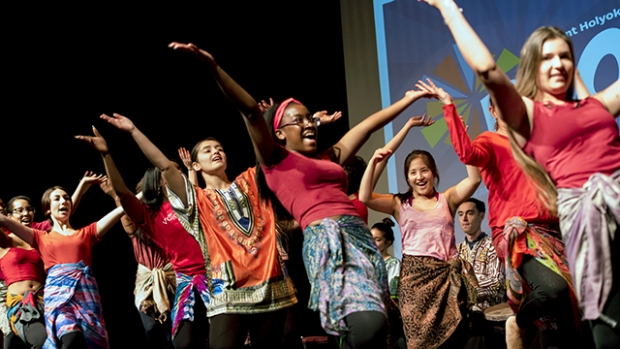Mount Holyoke's BOOM conference on diversity looks to the past to better the future.