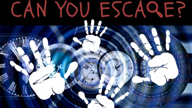 Escape Room Game, April 18, 6-8 pm