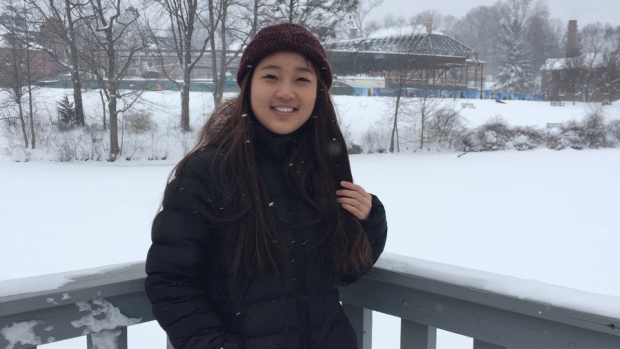 Photo of Esther Kim '20