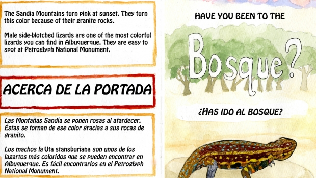 Have you been to the bosque?