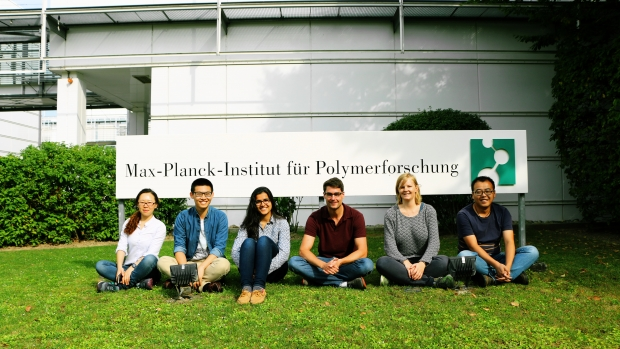 Shanza Noeen and colleagues at the Max Planck Institute