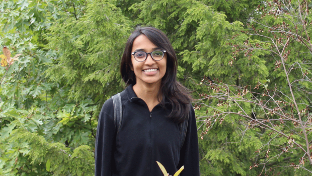 Photo of Javeria Kella '19