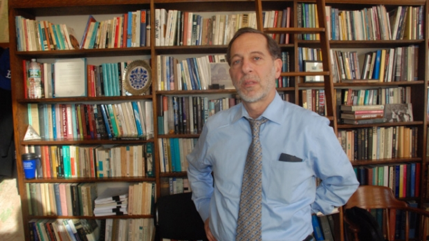 Rashid Khalidi, Edward Said Professor of Arab Studies at Columbia University - Image courtesy of Ted Regencia