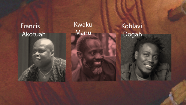 Guest Artists with the West African Music Ensemble
