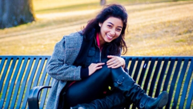 Shreeya Joshi '15, Public Affairs Office Intern