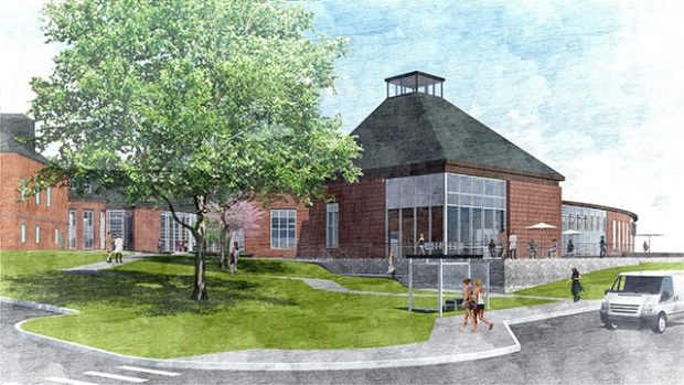 Mount Holyoke's new dining facilities will provide a new eating experience designed to meet the needs of a diverse student population.