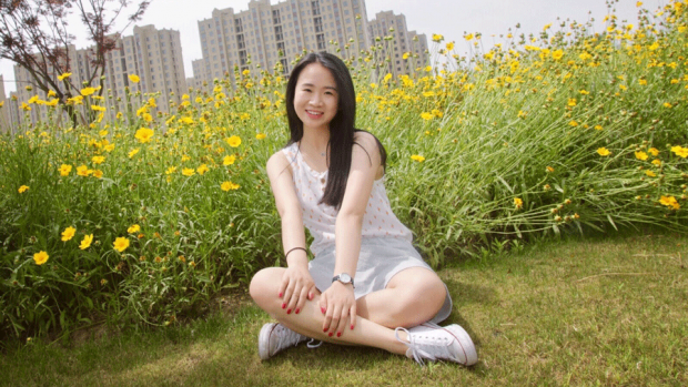 Photo of Waner (Sylvia) Zhou '21