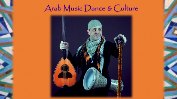 ARABIQA Arab Music Dance & Culture