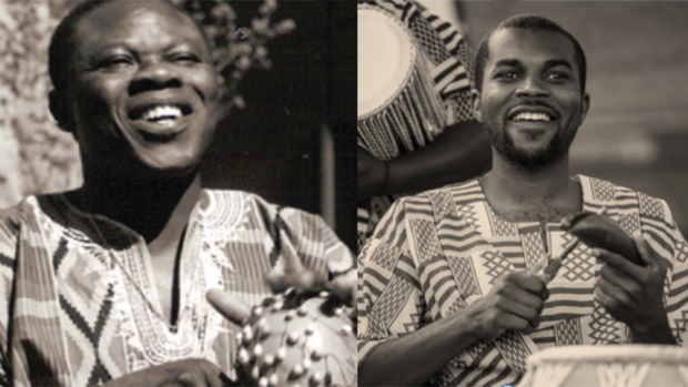 Five College West African Music Ensemble Fall 2018 Concert