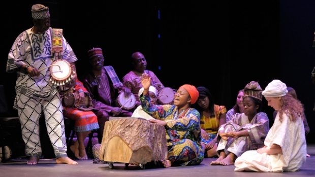 Community seeks divine intervention in the Qkueen Moremi African Folk Opera