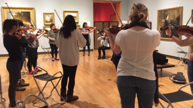 Music and Childhood in the Western Tradition course profile