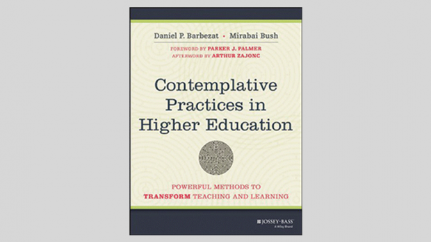 Contemplative Practices in Higher Education by Daniel P. Barbezat and Mirabai Bush