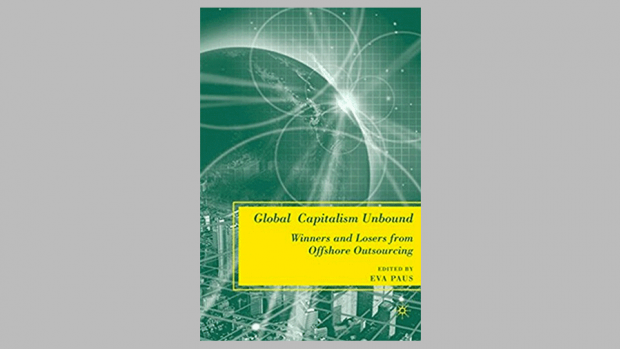 Photo of book cover Global Capitalism Unbound