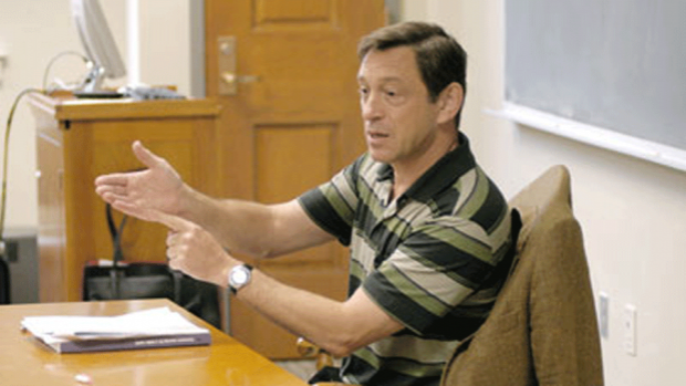 Photo of Guy Standing, 2006 Global Scholar-in-Residence