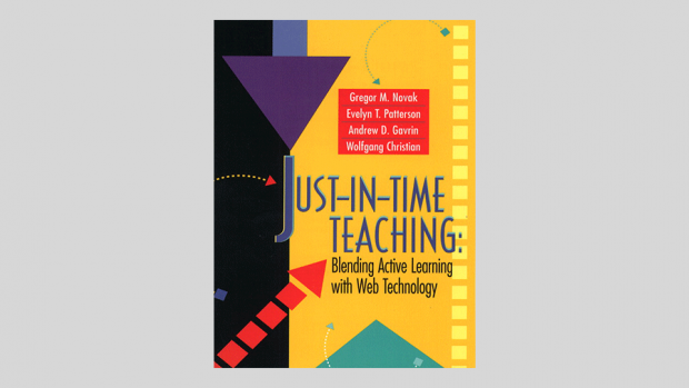 Just-in-Time Teaching by Gregor Novak and Andrew Gavrin