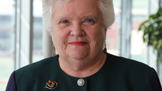 Eleanor Rogan '63 chairs a department working on urgent COVID-19 research.