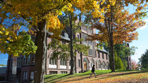 Photo of Shattuck Hall