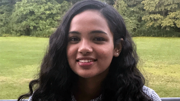 Photo of Tanishka Sachidanand '19