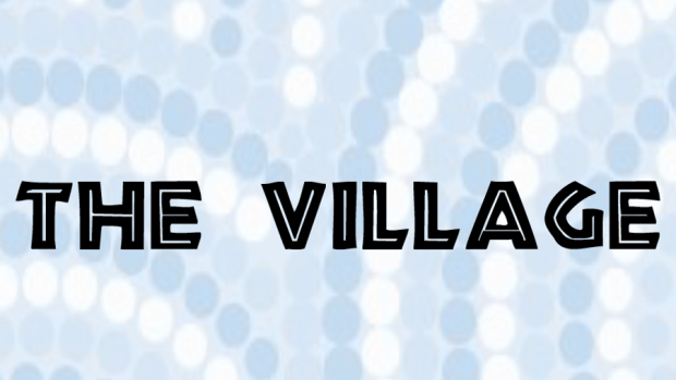 Graphic for The Village webinar series