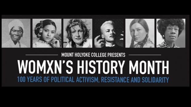 Womxn's History Month 2020