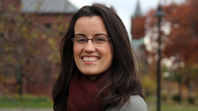 Photo of Catarina Costa, Associate Dean of Admission