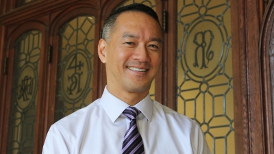 Calvin Chen, Luce Associate Professor of Politics