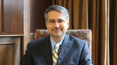 Sohail Hashmi, Asian Studies Program Chair, Professor of International Relations, Alumnae Foundation Chair