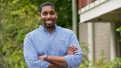 André White, Assistant Professor of Biological Sciences