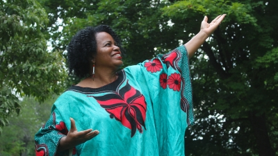 Marilyn M. Sylla, Five College Lecturer in Dance - West African