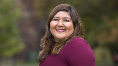 Ivonne Ramirez, Assistant Director for Student Programs and Leadership