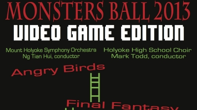 Monsters Ball 2013: Video Game Edition