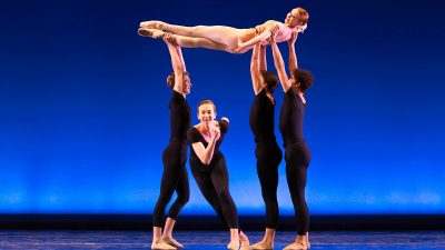 Photo of an American Ballet Theater Company performance