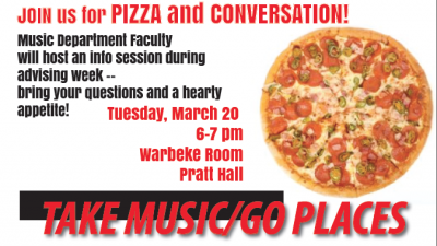 Pizza and Conversation