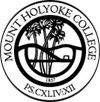 Mount Holyoke College Seal - to be used in specific situations. Please contact the office of Communications for permission.
