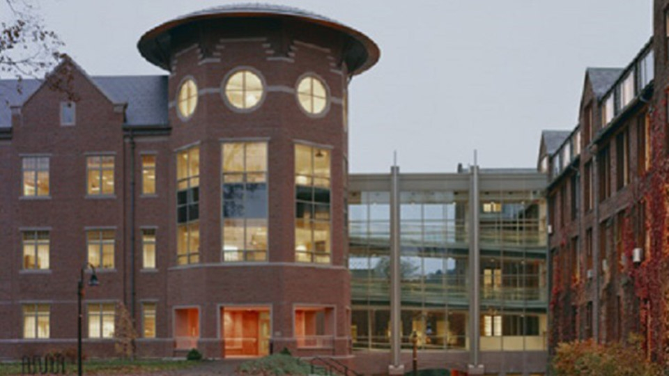 Kendade, Carr, and Clapp halls are among the buildings set to get energy-saving upgrades.