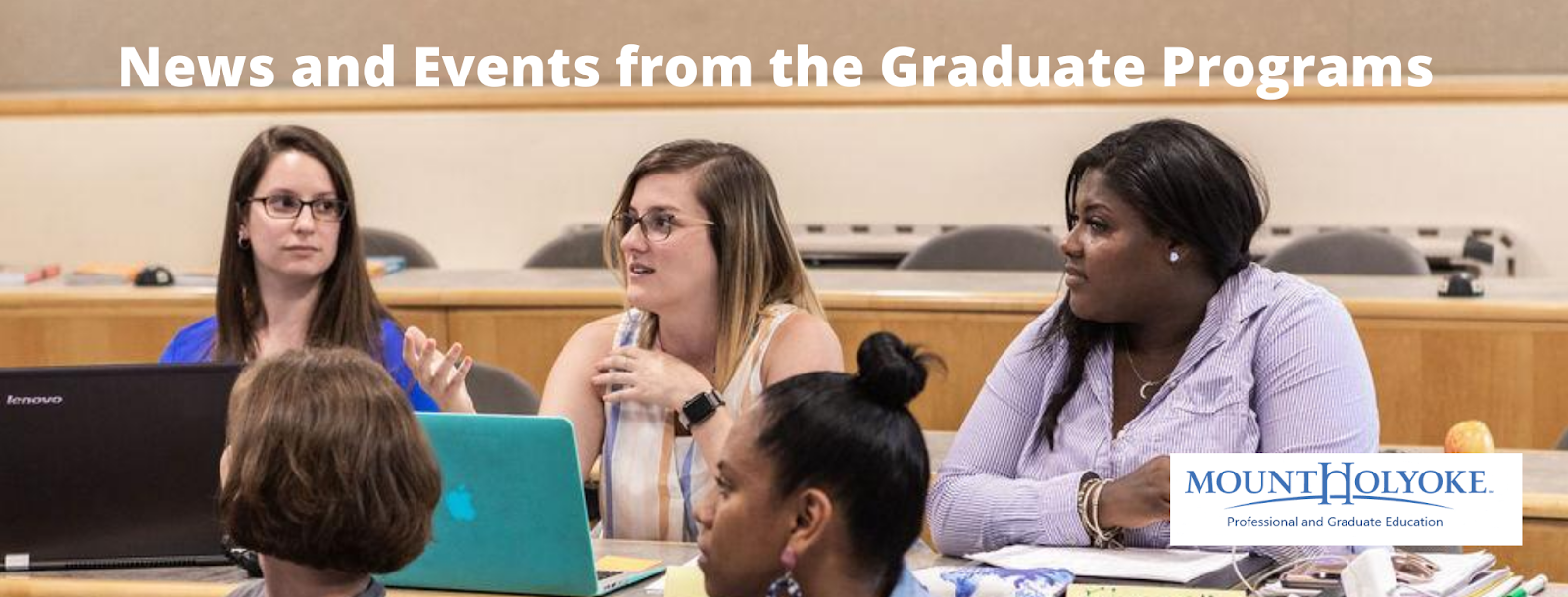 News and Events from the Graduate Programs