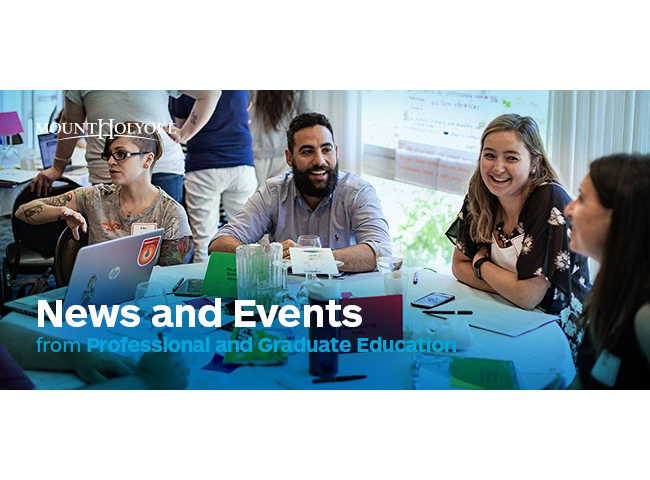 News from the Graduate Programs, Vol. 12 March 2020