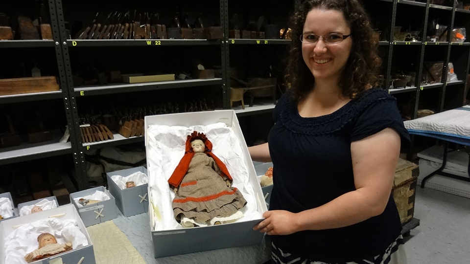 Emily Wells '15—Curatorial Intern at Colonial Williamsburg